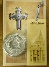 2016 COOK ISLANDS, ST.PETER'S BASILICA $20 100 GRAM SILVER - 4 LAYER STRIKE!