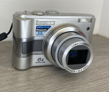 Panasonic Lumix DMC-LZ3 5.0mp 6x optical Zoom Digital Camera Silver