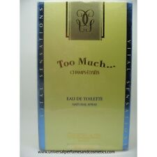 TOO MUCH CHAMPS ELYSEES BY GUERLAIN 1.7 FL oz / 50 ML EDT Spray