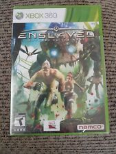 Enslaved: Odyssey to the West (Microsoft Xbox 360, 2010) Rated T Namco NIP