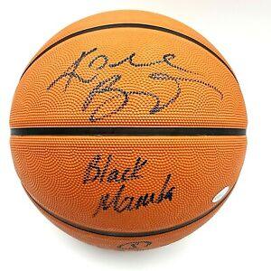 Kobe Bryant Black Mamba Inscribed Hand Signed  Autographed NBA Basketball COA
