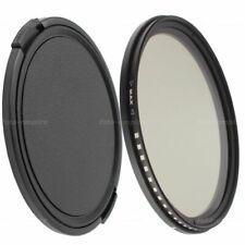 43mm variabler ND Filter  43mm ND2 - ND400 mit 46mm Objektivdeckel