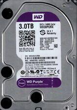 Western Digital WD30PURX-64P6ZY0 3TB DCM: HHNNNT2CAB