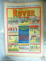THE ROVER Comic, No.1365, 25th Aug 1950 -