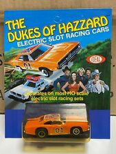 IDEAL Dukes of Hazard General Lee Race Car- can be used on mk2,mk3 TCR Chassis