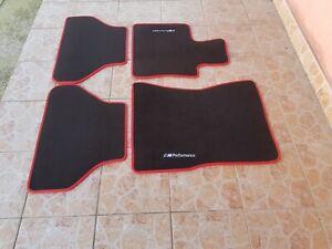 Floor mats Bmw X6 E71 M performance
