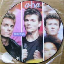 """A-ha  You Are The One (12 Inch Remix) ,(Instrumental) Uk PICTURE DISC 12"""""""