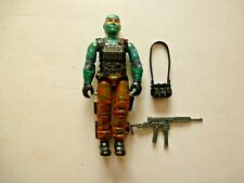 GI JOE Beachhead  toy figure  Hasbro 1986