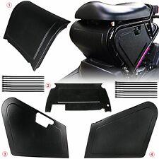 Under Seat Storage Black Body Panels For Honda Ruckus / Zoomer NPS50 Models