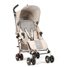 ultra lightweight and super compact pushchair Zest Sand SX2053.SD Silver Cross