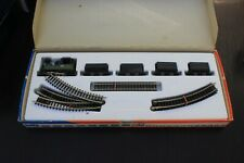 More details for roco hoe oo9  steam anna starter set with 4 coal wagons
