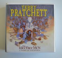 The Wee Free Men: by Terry Pratchett - Unabridged Audiobook - 7CDs