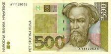 CROATIA, 500 KUNA 1993