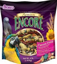 F.M. Brown's Encore Parrot Food 4-Pound
