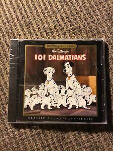 Walt Disney's 101 Dalmatians RARE CLASSIC SOUNDTRACK SERIES, OOP, STILL SEALED