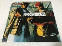 LP RAW DOG STONE AGE VINYL RECORD - RARE HIP-HOP MCA (M)