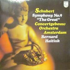 Schubert(Vinyl LP)Symphony No.9-Philips-9500 097-Netherlands-Ex/NM