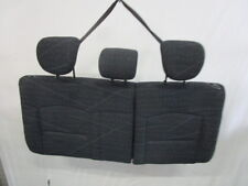 BACK SEATS REAR RENAULT CLIO 1.2 B 5M 3P 55KW (2003) REPLACEMENT USED