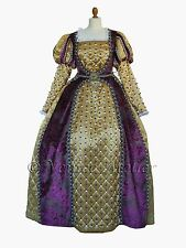Venice Carnival Costume Masquerade Fancy Dress Outfit Handmade Woman 1500