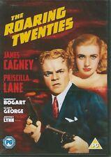 THE ROARING TWENTIES JAMES CAGNEY HUMPHREY BOGART WARNER UK REGION 2 DVD NEW