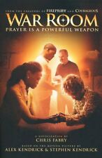 War Room: Prayer Is a Powerful Weapon by Chris Fabry (Paperback / softback,...