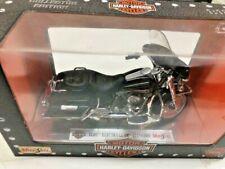 Harley Davidson FLHT Electra Glide Standard 1-18 Scales Replica  (HF338sHF11t6)