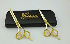 "Professional Hair Cutting  Japanese Scissors Barber Stylist Salon Shears 5.5"""