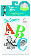 Dr. Seuss's ABC by Dr. Seuss (paperback & CD, 2013) NEW