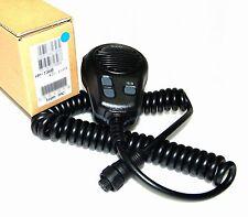 NEW ICOM HM-136B/HM-136 Black JIS7 Water-proof Hand Mic for IC-M601 IC-M602