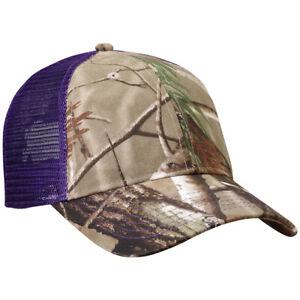Realtree AP Mesh Back Ball Caps All Purpose Camo Camouflage Trucker Baseball Hat