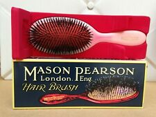 Mason Pearson Hair Brush - London - NIB - Pageant Pink