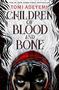 CHILDREN OF BLOOD AND BONE, Tomi Adeyemi, SIGNED, B&N Special Edition, New