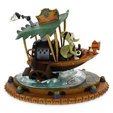 Disney Donald Duck Steam Punk Figure  Jungle Cruise  Adventureland
