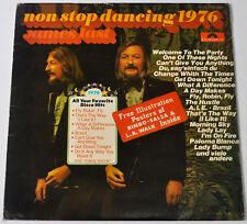 Philippines JAMES LAST Non-Stop Dancing 1976 LP Record