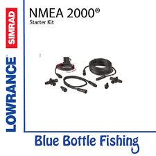 NEW NMEA 2000 starter kit for Lowrance / SIMRAD from Blue Bottle Fishing