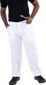 Chef White Pants