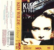 "Kim Wilde - Close (Cassette 1988 MCA) ""You Came""  ""Hey Mister Heartache"""
