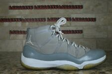 Nike Air Jordan 11 XI Retro Cool Grey White 2010 Size 11 378037 001