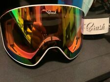 CRUSH womens Snow Goggles