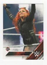 2016 Topps WWE #5 RC The Man Becky Lynch ROOKIE NXT AEW Diva Wrestling Card WWF