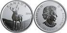 2019 50-cent Coin Canada's Wildlife Treasures Caribou