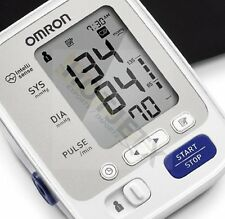 BLOOD PRESSURE MONITOR MACHINE CUFF ARM HEART BEAT DIGITAL HEALTH BOOK PULSE GPS