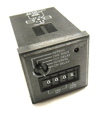 POTTER & BRUMFIELD CNM5  TIME DELAY RELAY