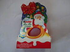 """Ferrero 1er Pack """" Weihnachten - Kinder Mix - Nikolaus -  ohne Inhalt"""