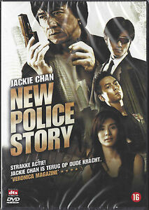 New Police Story - Jackie Chan    new dvd in seal