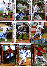 MICHAEL GERBER SIGNED 2015 MWL ALL STAR GAME MIDWEST LEAGUE ROOKIE CARD AUTO