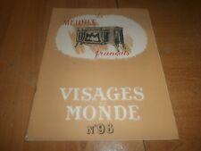 visages du monde n°98 ,le meuble français (78)