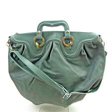Auth Bruno Mary handbag unisexused C2642