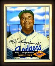 Banty Red 1952 Playball #50 ROY CAMPANELLA, Brooklyn Dodgers DEBUT