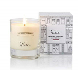 NEW The White Company WINTER Candle *Limited edition/140g*